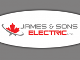 James & Sons Electric Ltd