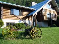 Morton's Log Home Chinking Company