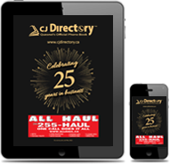 CJ Directory FREE app for Apple and Android devices